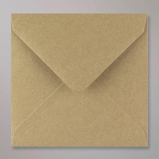 Kraftpapier Vintage Envelop