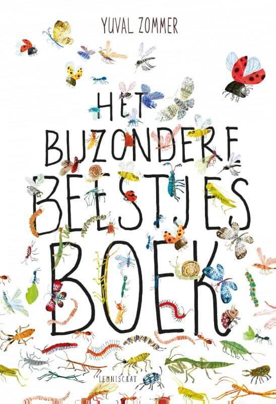 Het Bijzondere Beestjes Boek is het boek van de maand van mei 2020. Een fantastisch geïllustreerd en leerzaam prentenboek over insecten.