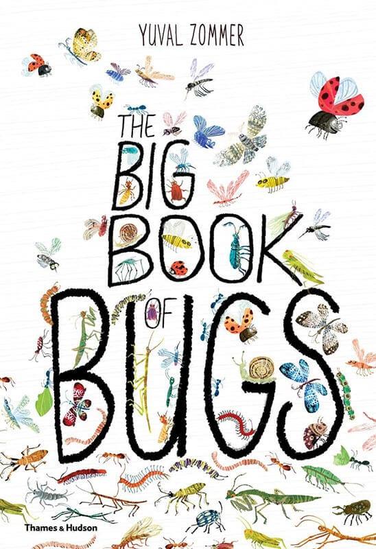 The Big Book of Bugs of Het Bijzondere Beestjes Boek is het boek van de maand van mei 2020. Een fantastisch geïllustreerd en leerzaam prentenboek over insecten.